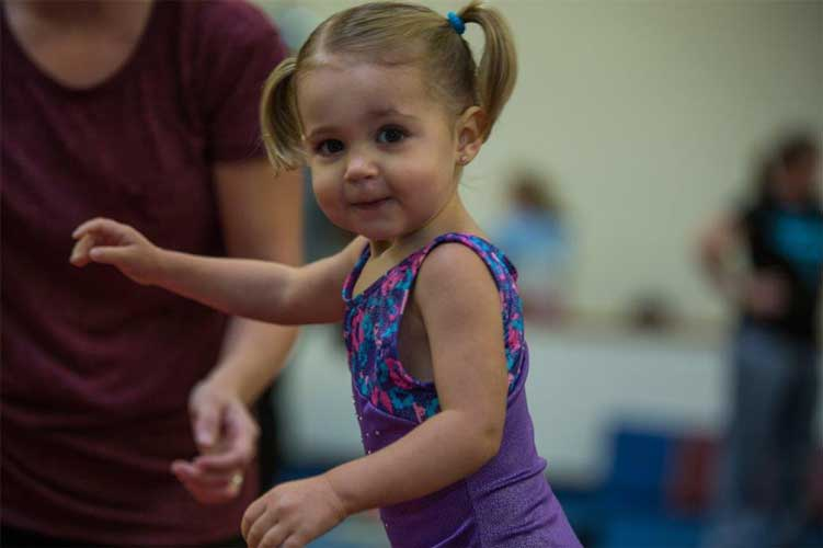 Parent-Participation-Child-Gymnastics
