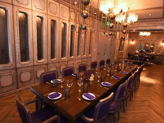CHICA | Combined Private Dining Room