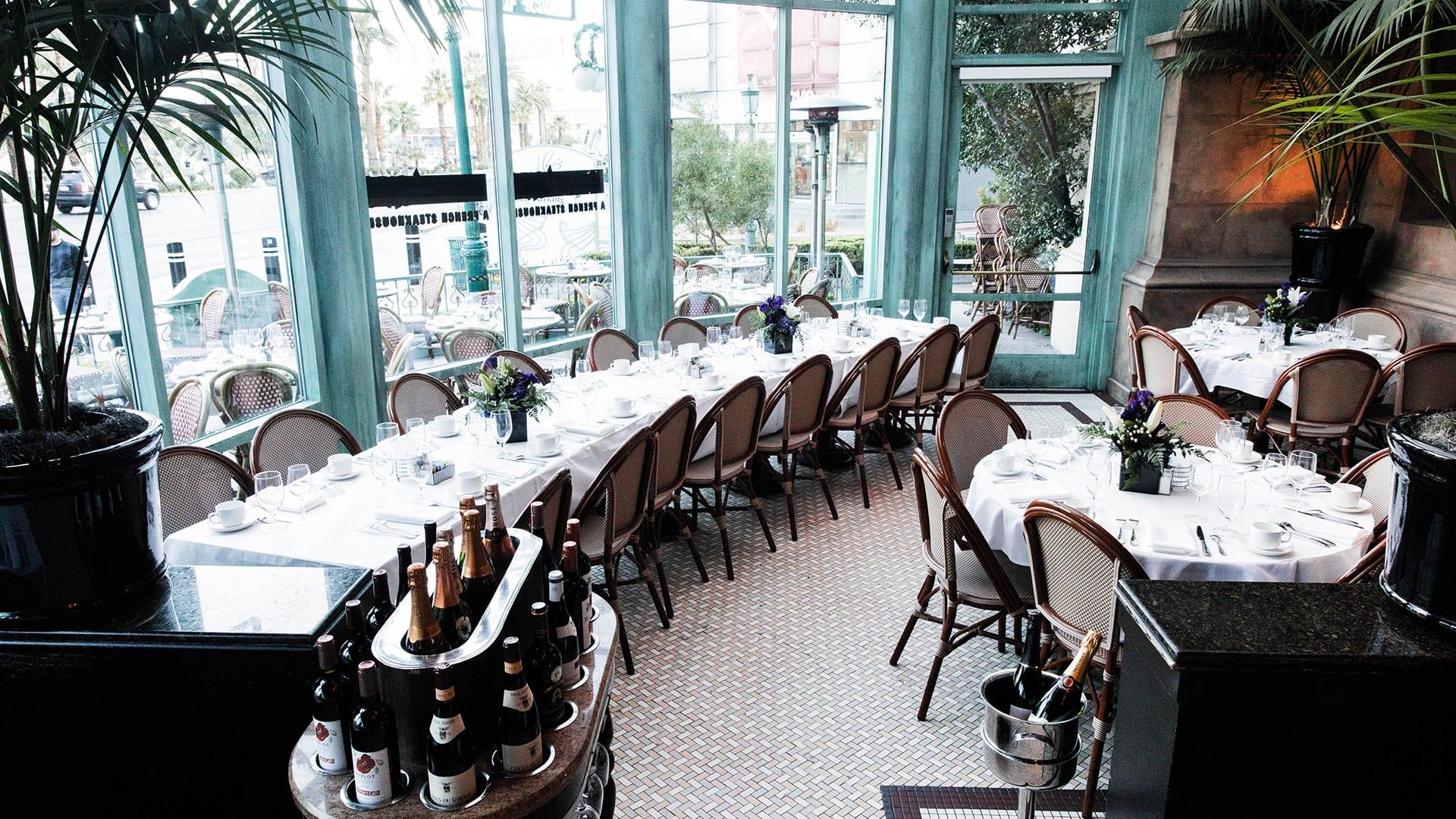 Le Cabaret Dining Room