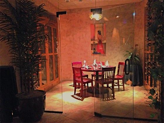 Pampas Wine Room