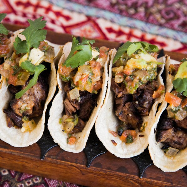 Party Passed Tacos