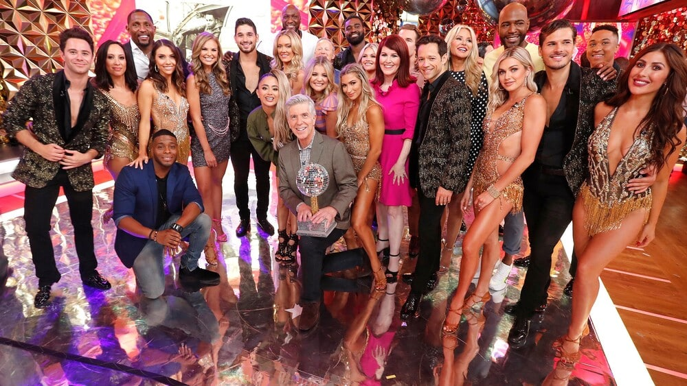 dancing with the stars cast dwts