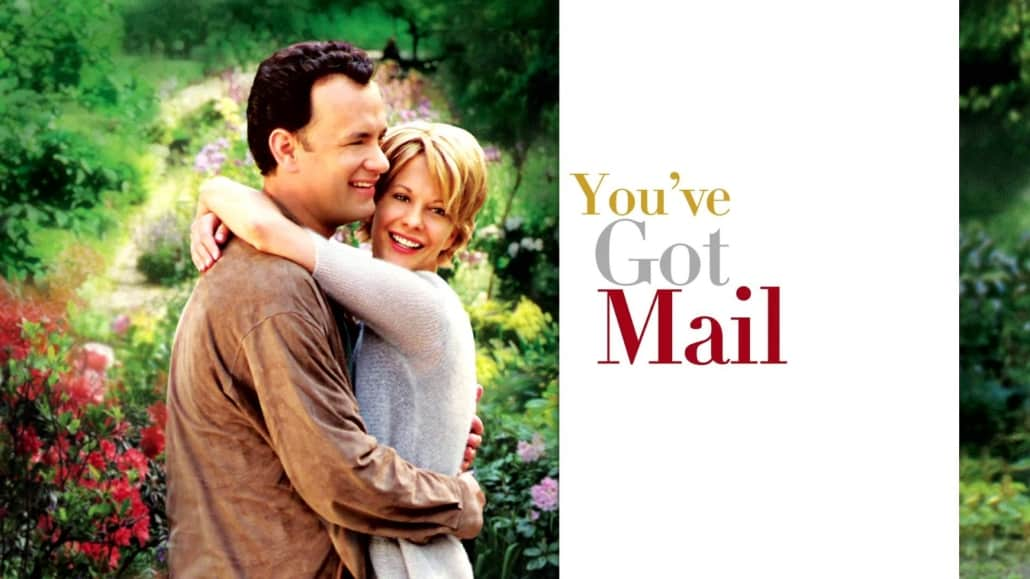 you've got mail promo with tom hanks and meg ryan