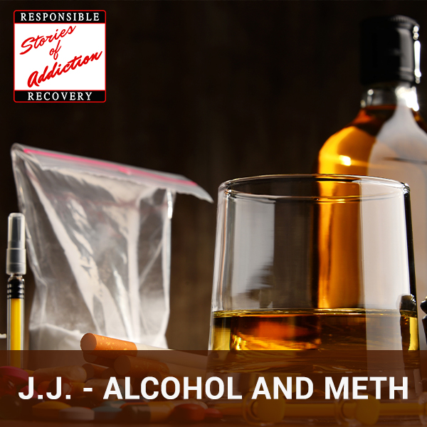 SOA 27 | Alcohol And Meth Addiction