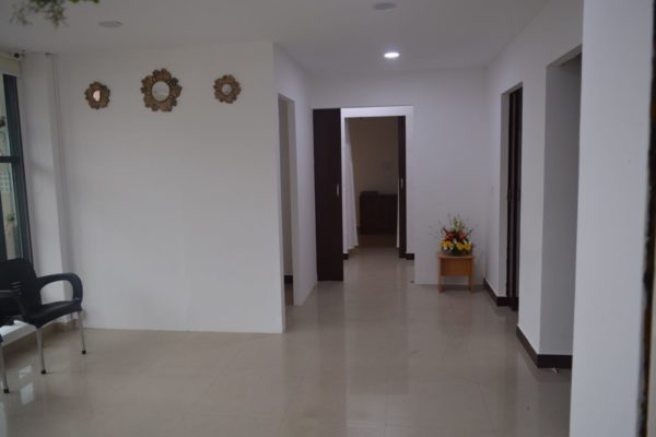 A interior photo of Total Orthocare Bangalore