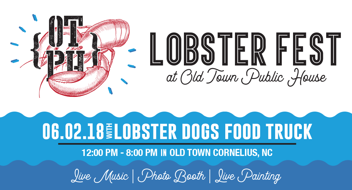 It's Lobsterfest time!