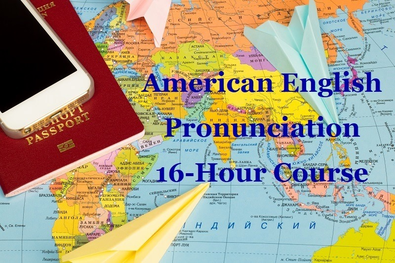 American English Pronunciation Course