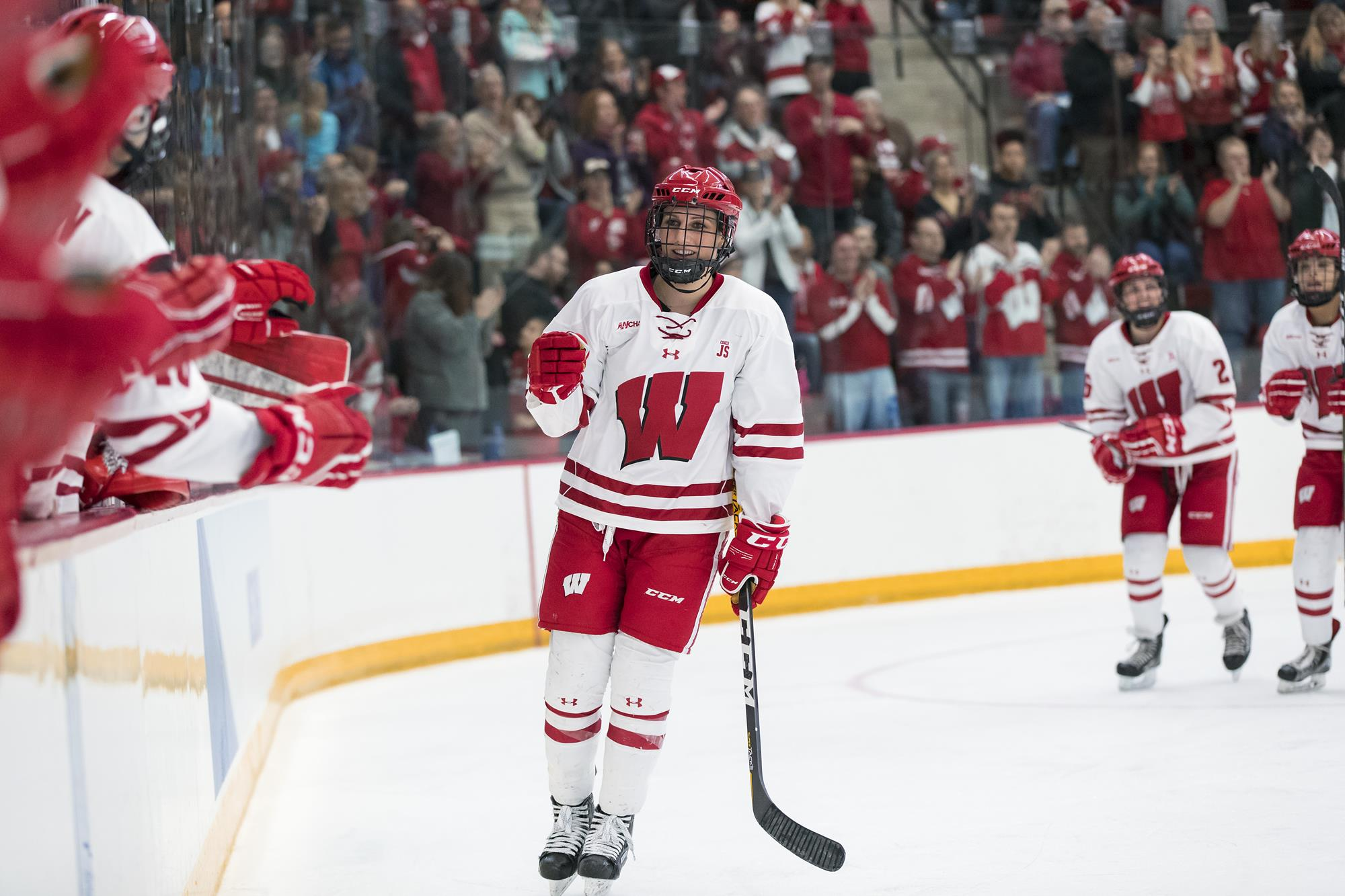 Wisconsin's Pankowski Named To NCAA Woman Of The Year Award Final 30
