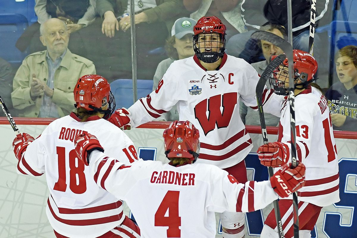 Wisconsin Retakes Top Spot In NCAA