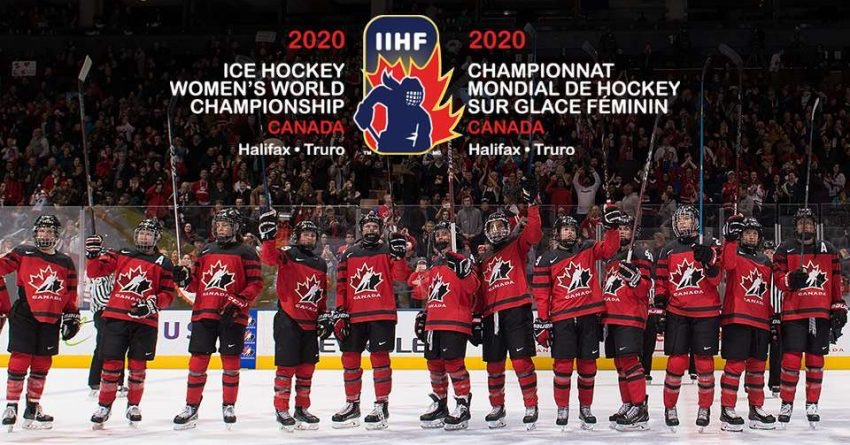 IIHF WOMEN'S WORLD CHAMPIONSHIP CANCELLED