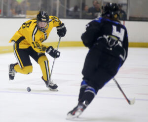 Lexie Laing Re-Signs With Boston Pride