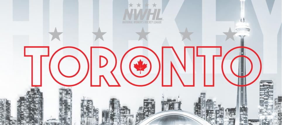 NWHL Expands To Toronto