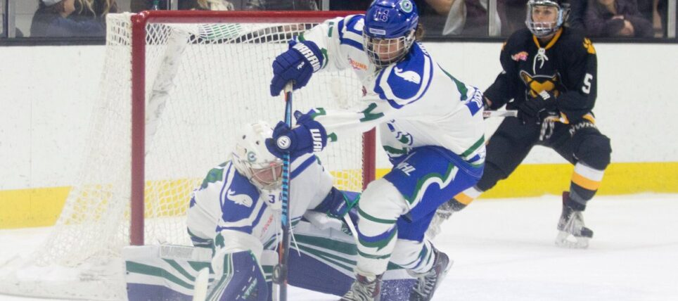 Original NWHL'er Elena Orlando Returns To Whale