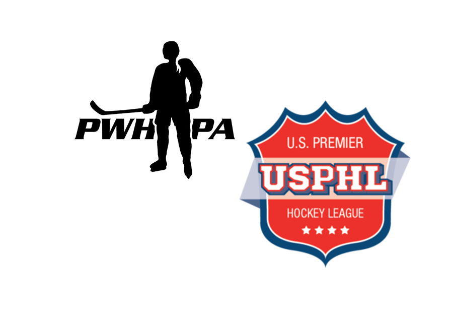 Katie Burt Shines During Weekend Exhibition Series between PWHPA and USPHL