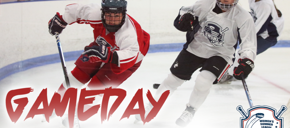 GAMEDAY! EWSHL Week 5 Drops The Puck At 6:30 PM!