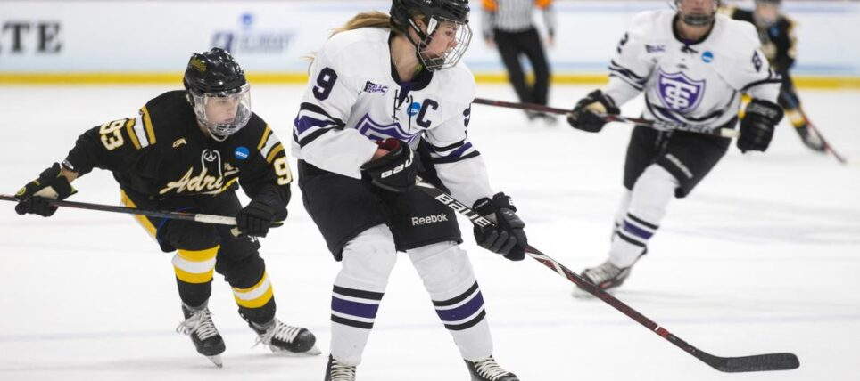 University of St. Thomas Women's Ice Hockey Program To Join WCHA