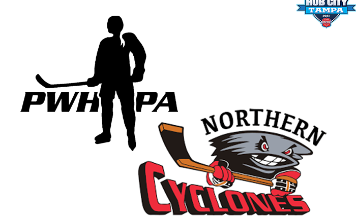 PWHPA All-Stars Drop Hub City Opener To Northern Cyclones