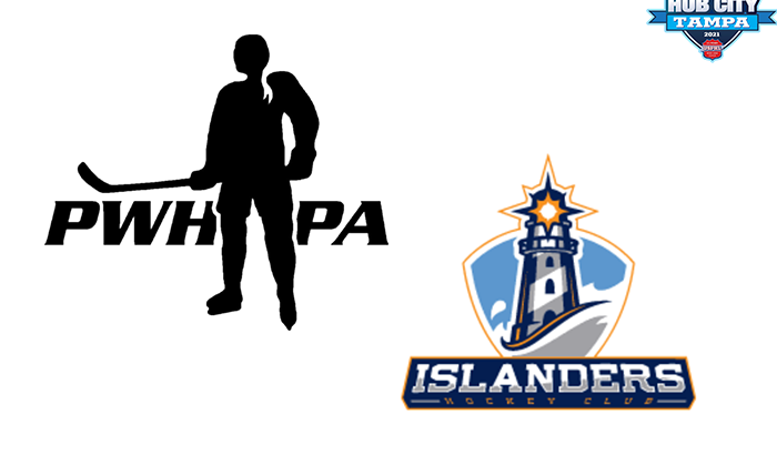 PWHPA Storms Back To Knock Off Islanders Hockey Club