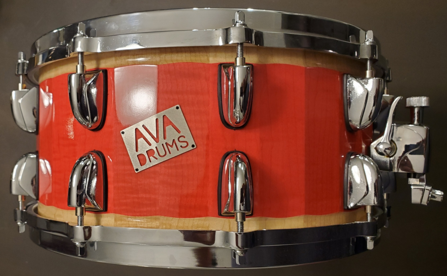 14 X 6.5 MAPLE WITH PINK ACCENT