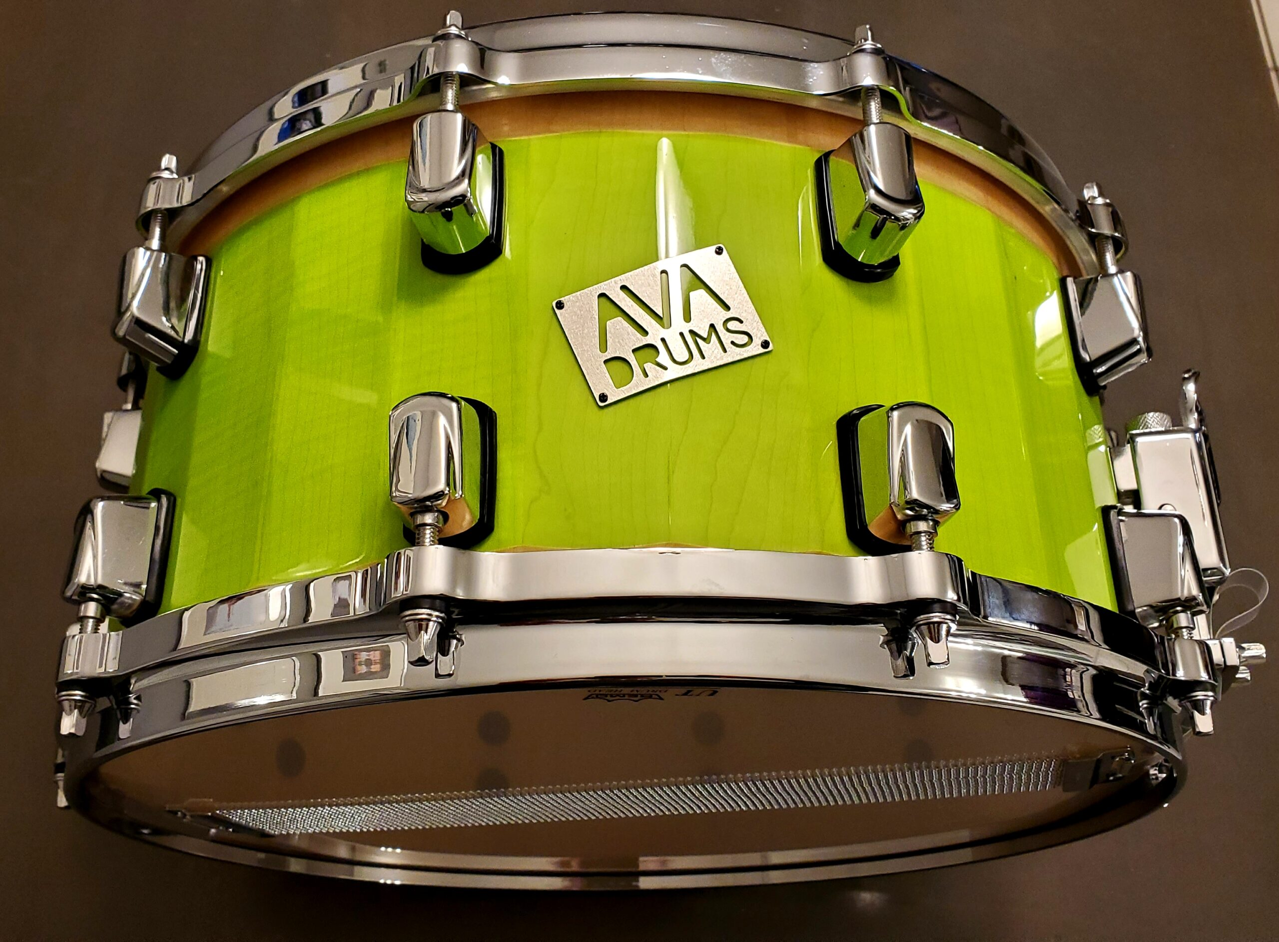14 X 7 MAPLE / LIME ACCENT
