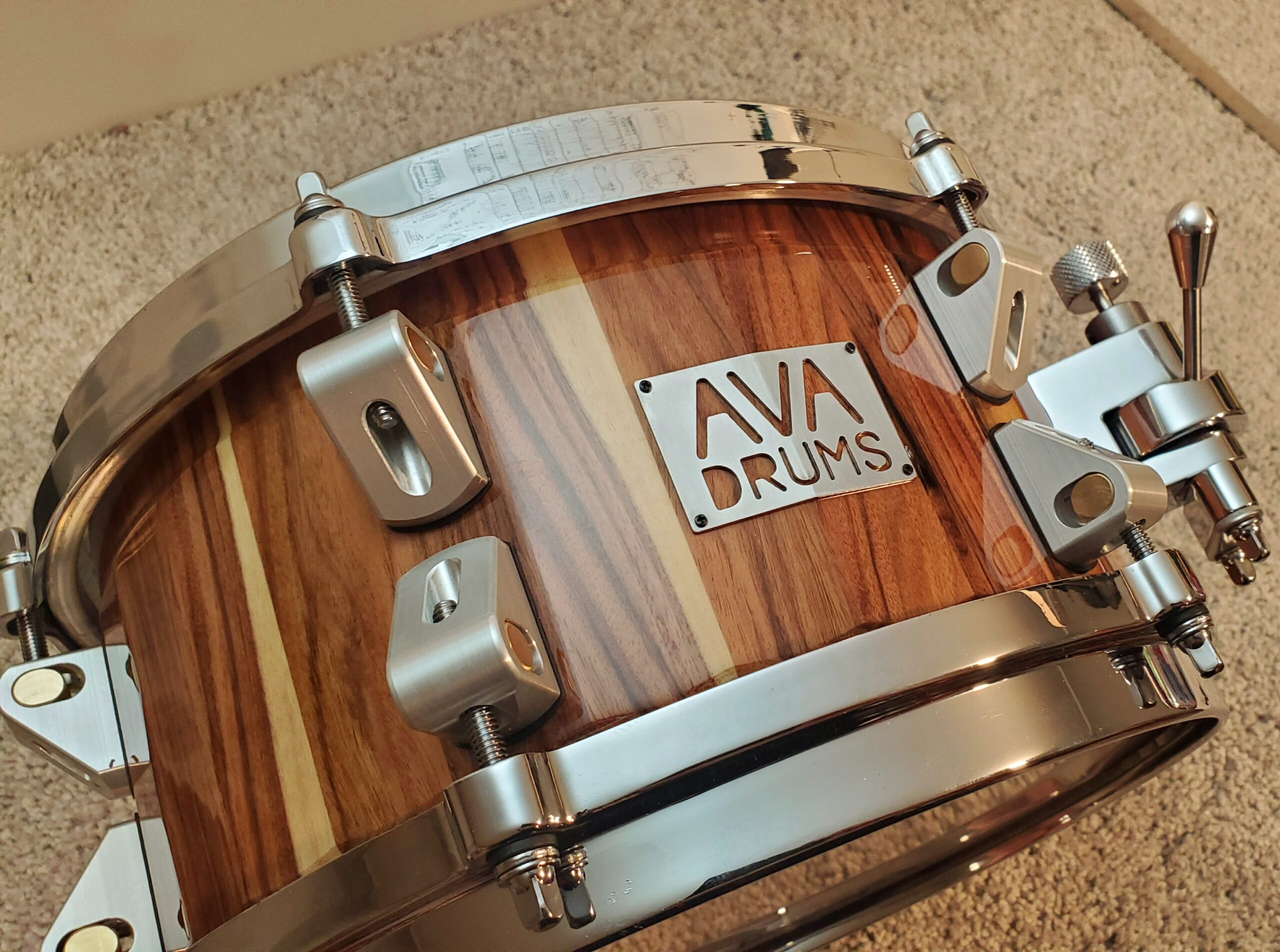 10 X 5.5 INDIAN ROSEWOOD SNARE