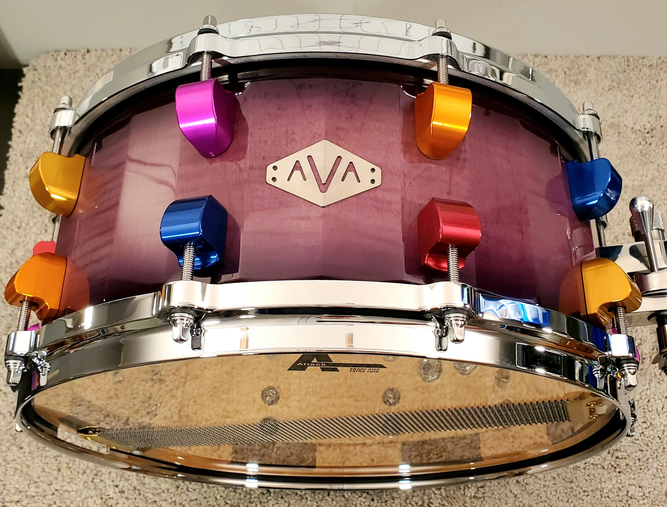 14 X 6.375 FIGURED MAPLE – CHARITY SNARE