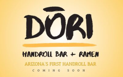 Dori Handroll Bar and Ramen to Open in Phoenix