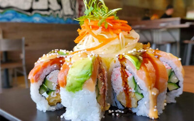 Restaurant of the Week: Dori Hand Roll Bar & Ramen