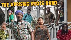 The Limelight  THE UPRISING ROOTS BAND Straight Out A East Kingston Jamaica