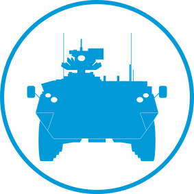 Ground Defense Icon