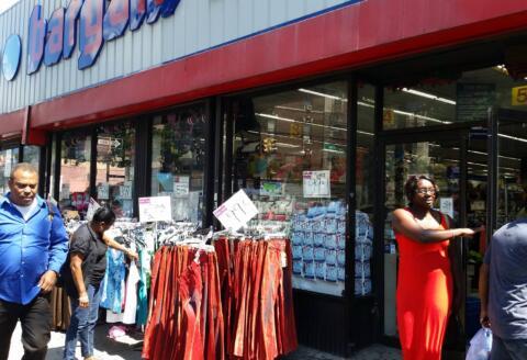 Flatbush Avenue BID Sidewalk Sales