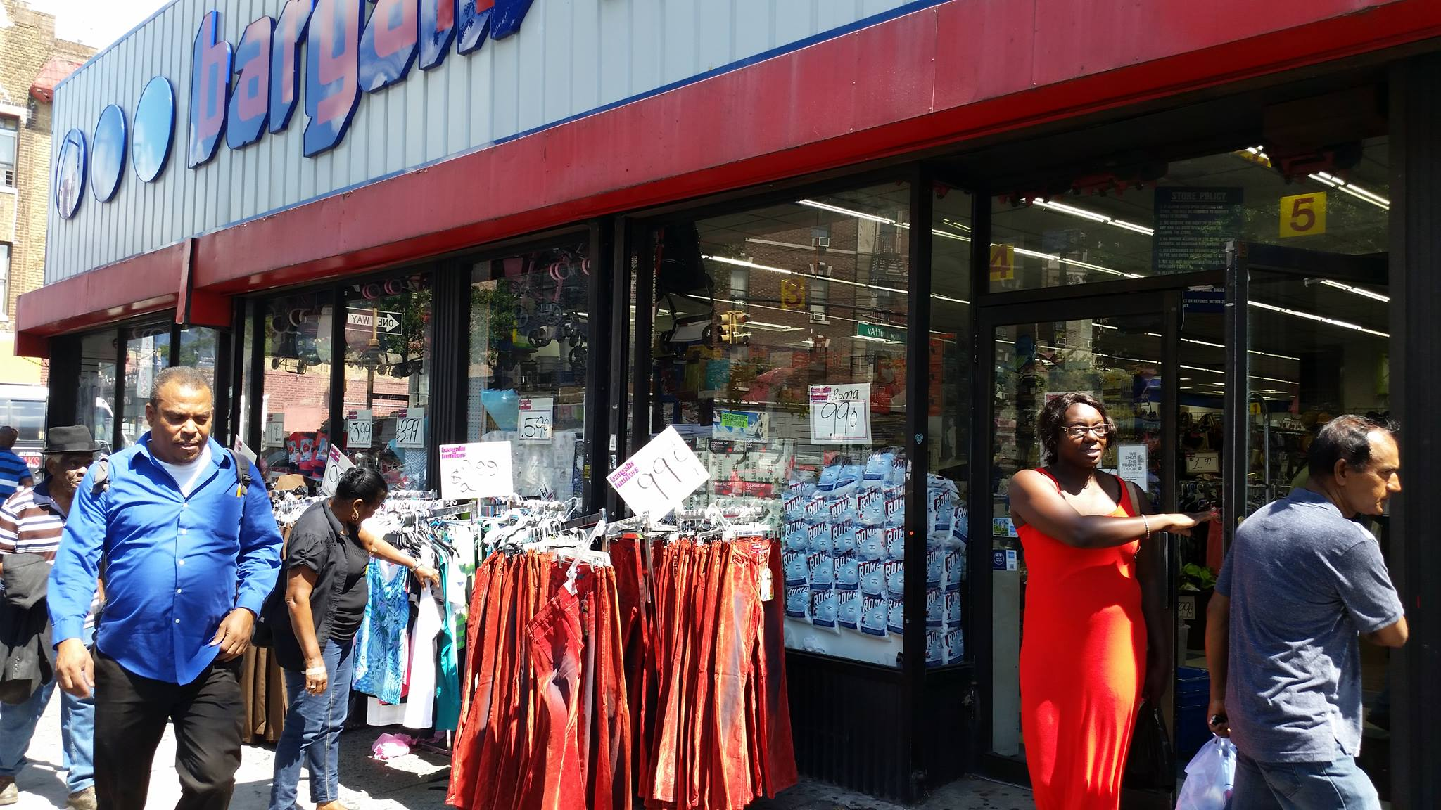 Flatbush Avenue BID Sidewalk Sales