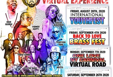 NY Carnival Virtual Experience