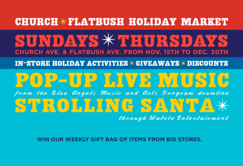 Church & Flatbush Holiday Market