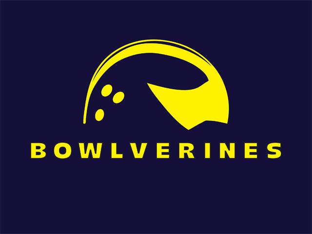 Bowlverines Logo Color