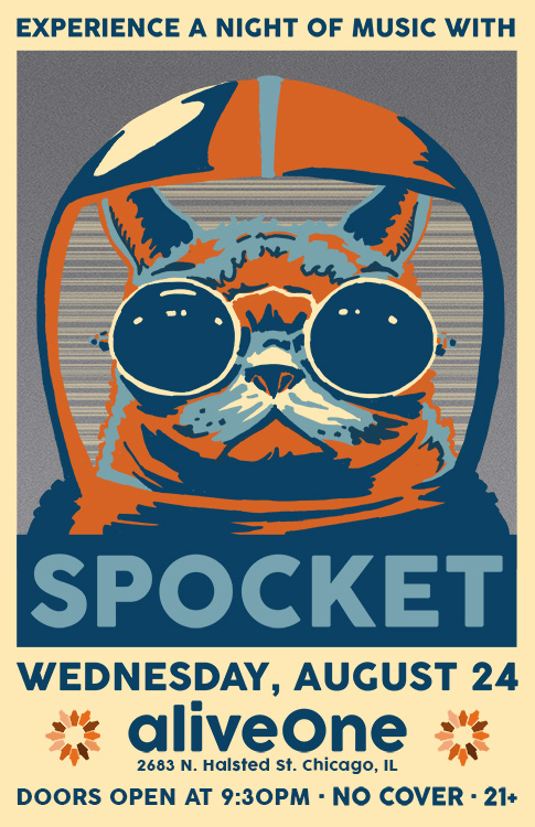 Spocket_AliveOne_Poster_2016-AUG