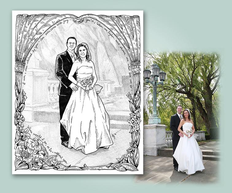 Campisi_WeddingTrace_DrawingAndPhoto_WEB