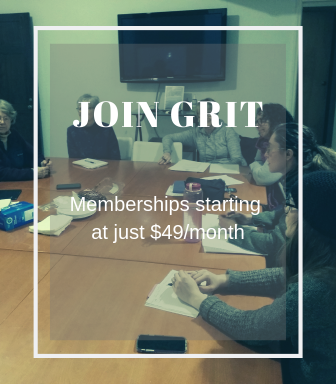 Join Grit Works as a coworking member
