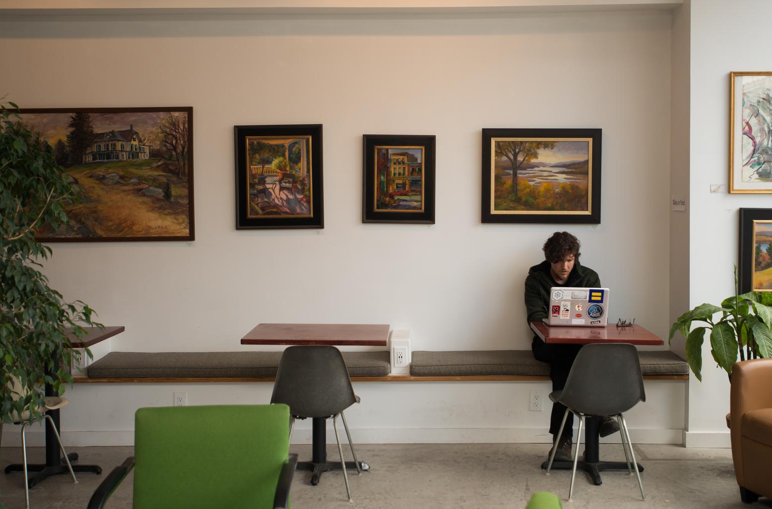 Grit associate membership, coworking in the hudson valley