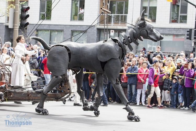 xolo, dog, puppet, marionette