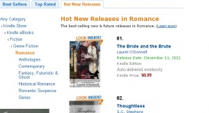 The Bride and the Brute - Hot New Releases in Romance on Amazon