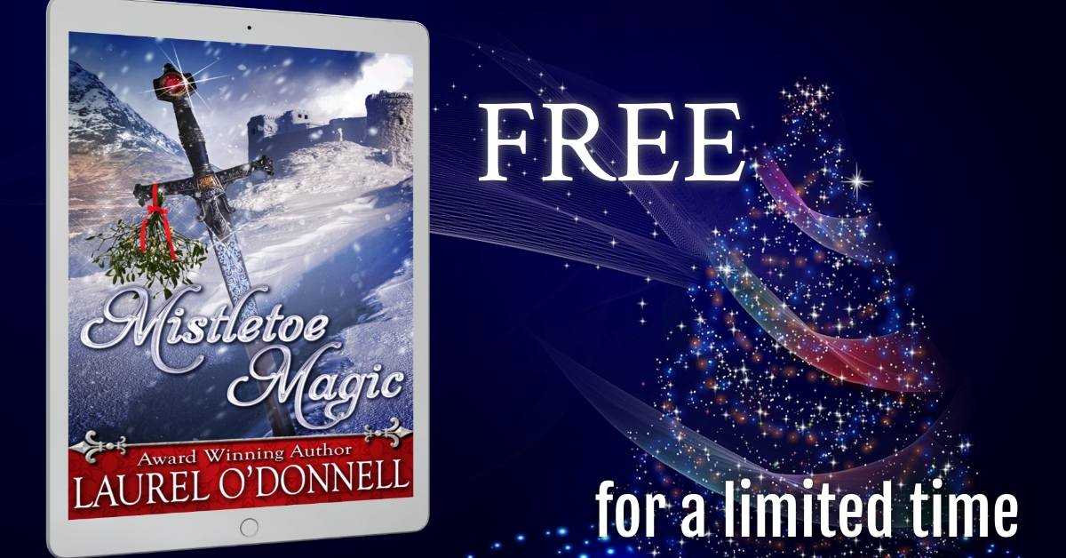 Mistletoe Magic is free for a limited time