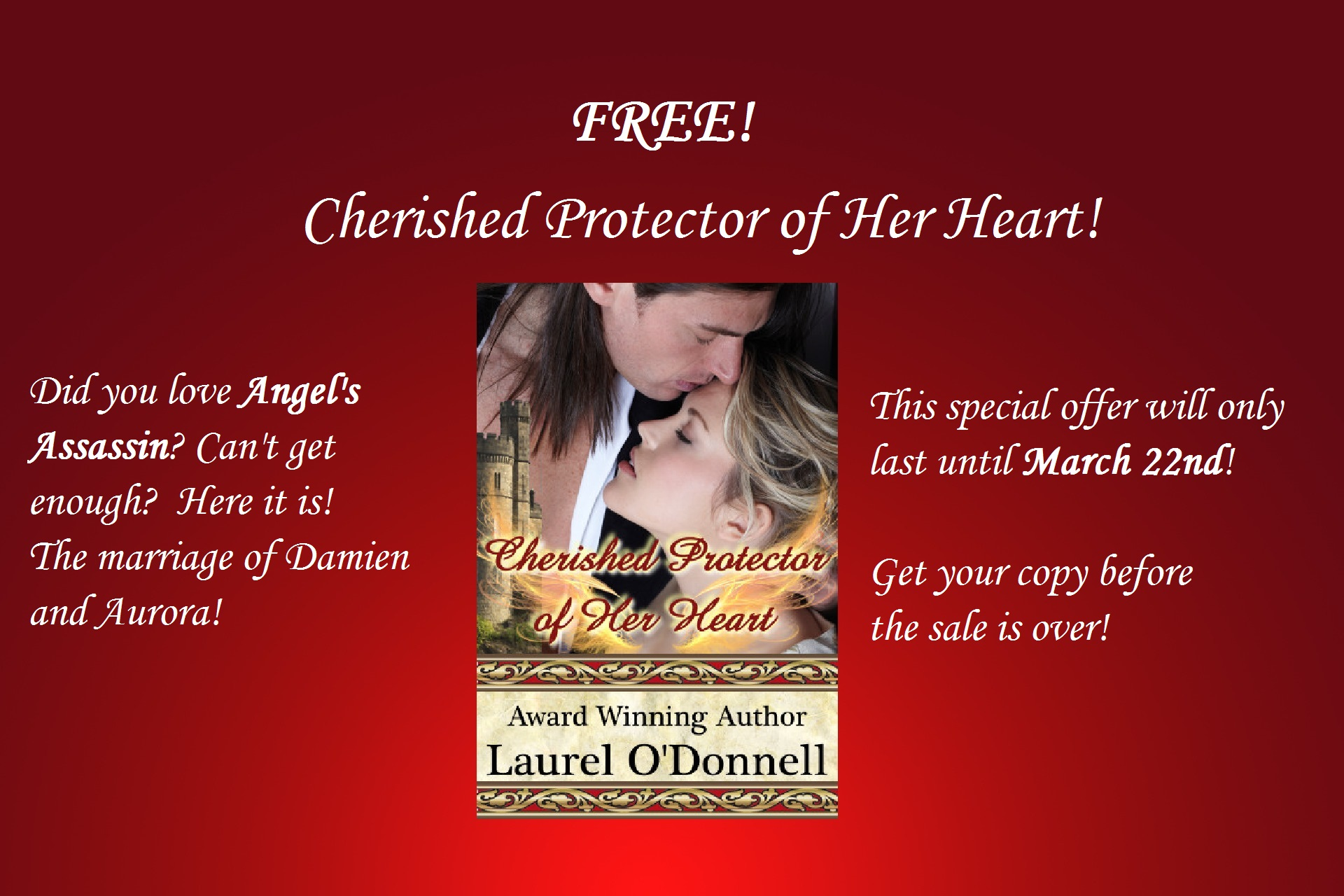 Cherished Protector sale