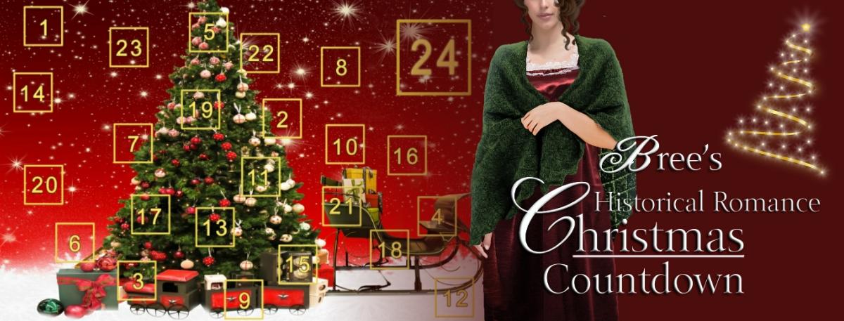 Bree Wolf's Historical Romance Christmas Countdown