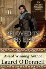 Beloved in His Eyes - Medieval novel by Laurel O'Donnell