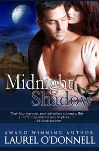Midnight Shadow romance ebook cover