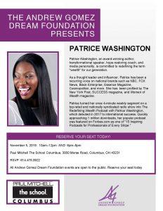 Paul Mitchell The School – COLUMBUS – Patrice Washington