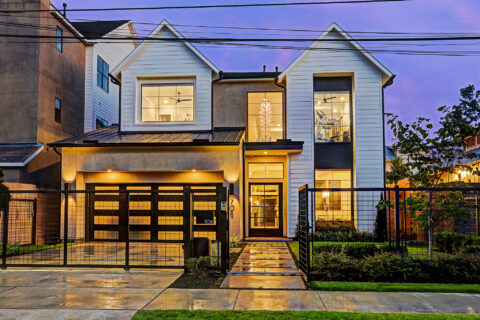 E. 13th Custom, Houston Heights