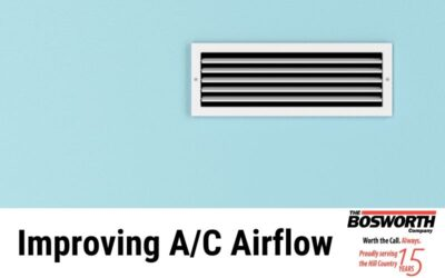 Improving A/C Airflow