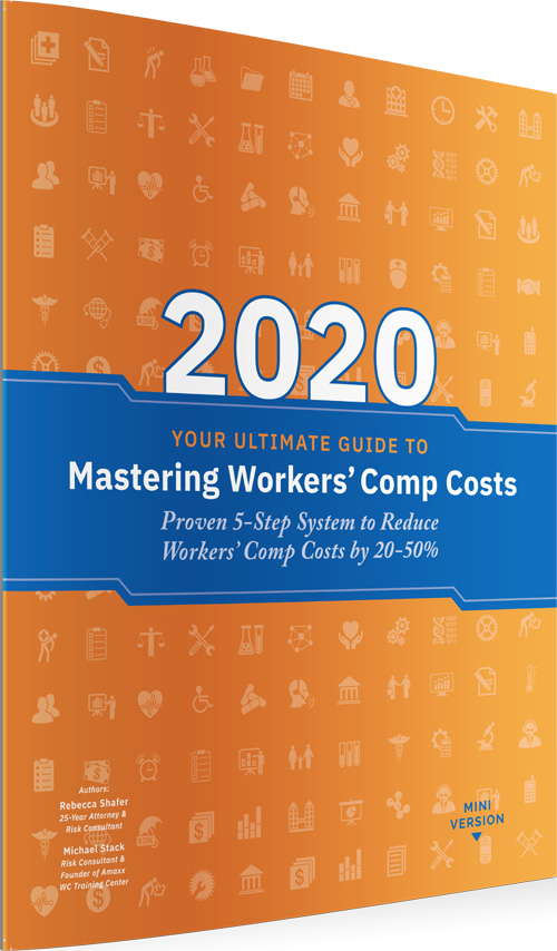 Mastering Workers' Comp Costs 2020 Mini Book